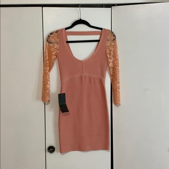 bebe Dresses & Skirts - BEBE summer club dress XS